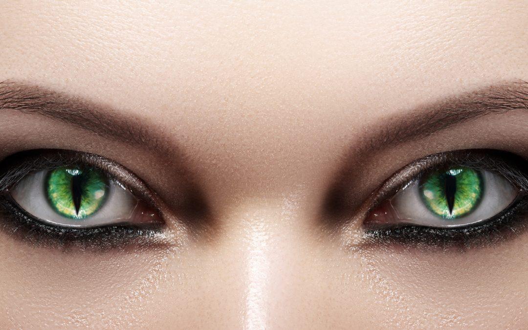 The Horrifying Hazards of Halloween Contact Lenses